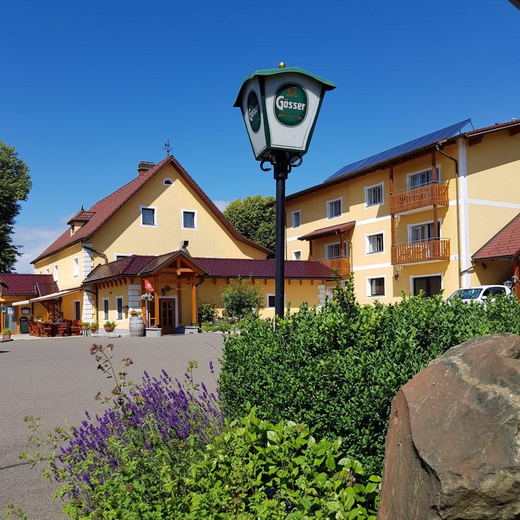 Gasthof-Schweizerhof Spielberg