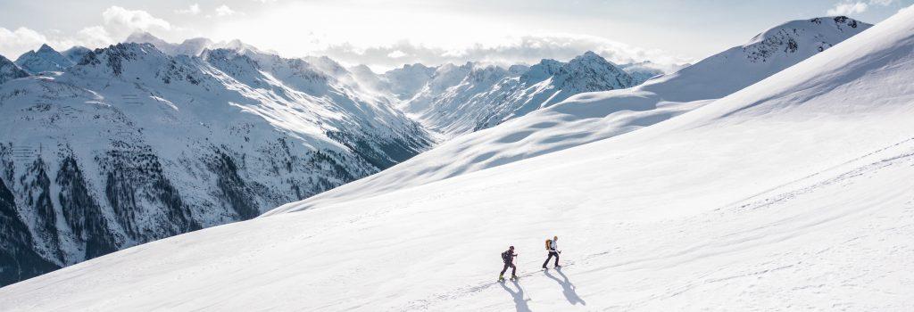 Schneeschuhwandern Schweizerhof Spielberg