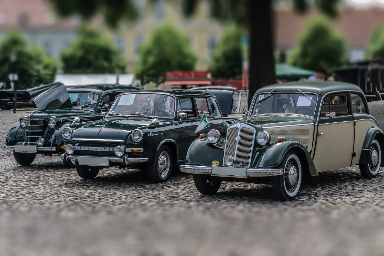 Oldtimertreffen Schweizerhof Spielberg